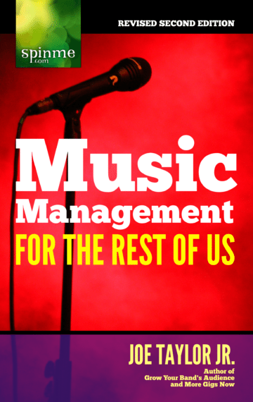 Music Management for the Rest of Us Cover